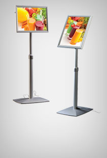 LED Adjustable Menuboard