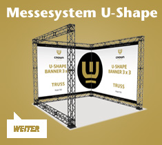 Messesystem U-Shape